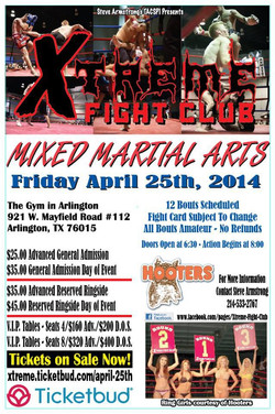 Xtreme Fight Club- MMA