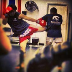 Training at Ohana