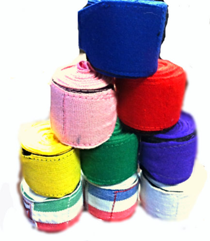 Hand Wraps- Variety Colors