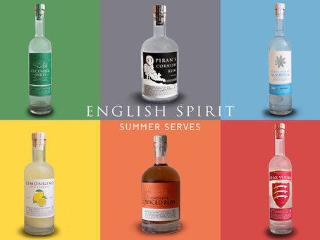 Summer Serves From English Spirit