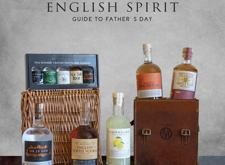 The English Spirit Guide to Father's Day Gifting