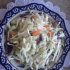 Shredded Cabbage Lightly Dressed (16oz)