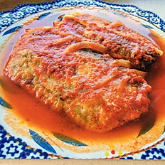 Chiles Rellenos for 2 - GF
