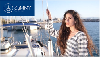 Tap, Berth and Enjoy! An innovative yacht-berthing Smart App expands across the Mediterranean