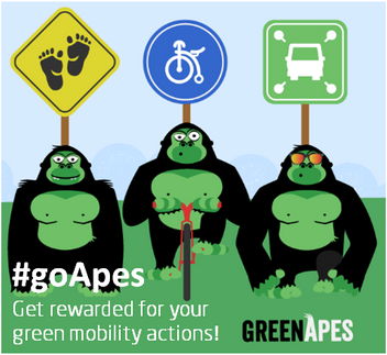 Sustainable living made fun – greenApes shows its worth as a change agent in Florence city