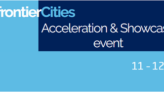 frontierCities Acceleration & Showcase Event