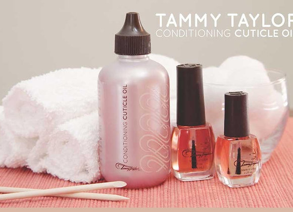 Tammy Taylor Peach Cuticle Oil