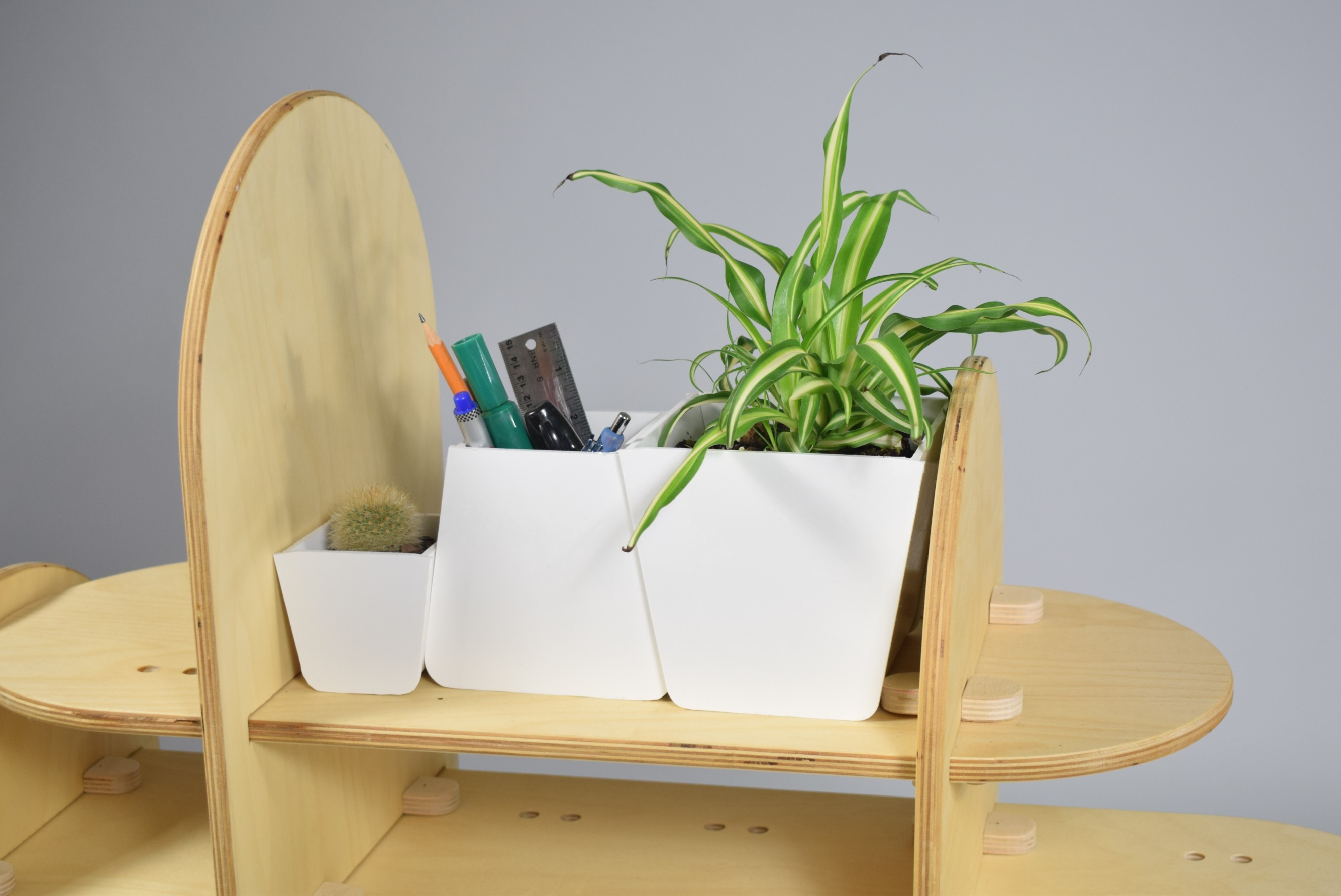 3 Planter Shelf
