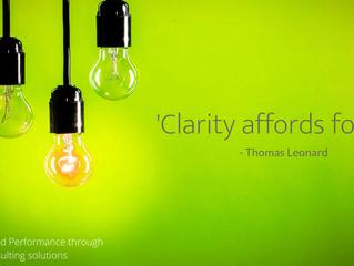 Clarity - Tip 1
