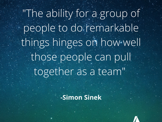 Brilliant team work