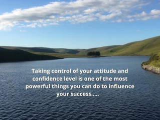 Your Reservoir of Resilience - Confidence Tip 2