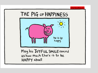 The Pig of Happiness - Culture Tip 1