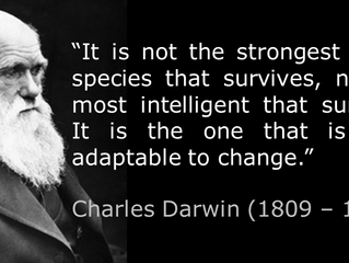 Darwin was a wise man! - Confidence and Change - Tip 5