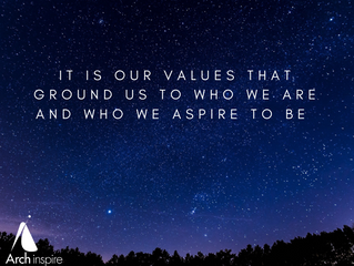 Values - Why they matter