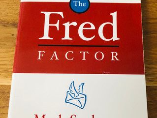 The Fred Factor - Annie's got it!