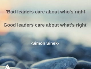 Authentic and Values based Leadership