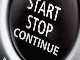 Start, Stop, Continue...
