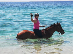 Take your horse to water