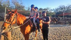 Kids love to ride