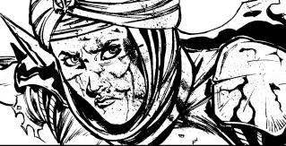 História em quadrinhos sobre os Khalsa