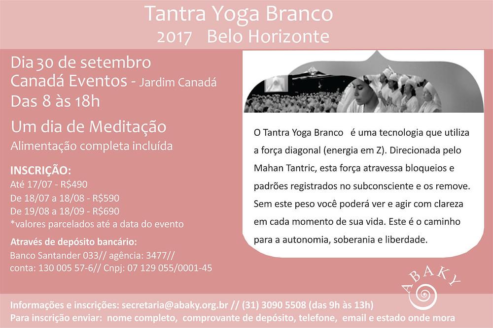 Tantra Yoga Branco