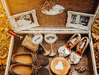 ALL ABOARD: Planning, packing, and participating in a destination wedding
