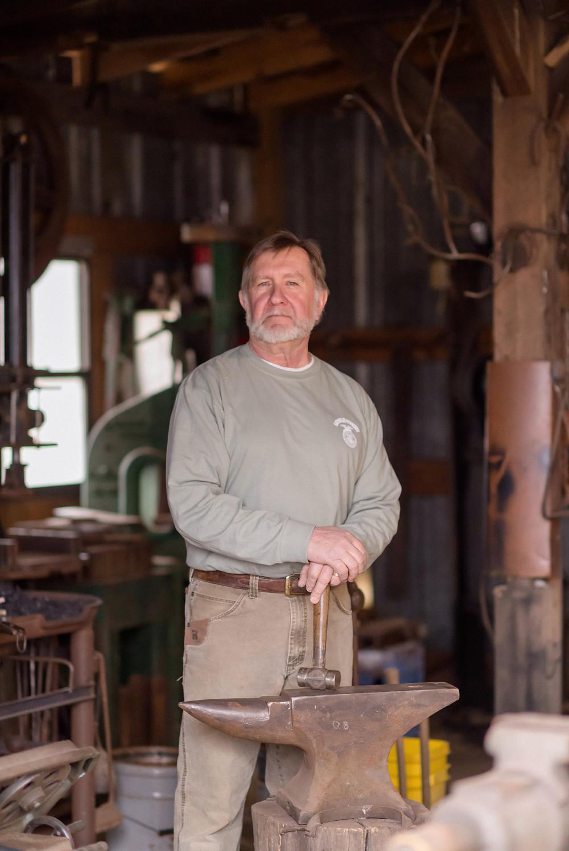 Don Bukar ironsmith