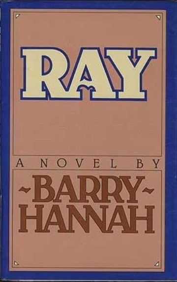 Ray Barry Hannah