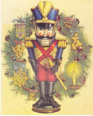 MEN, CULTURE & THE NUTCRACKER