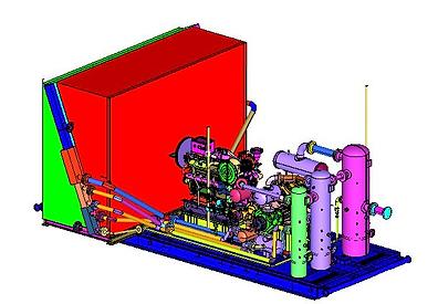 Pulsation Model