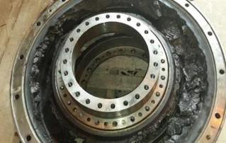 Diagnosis of Coupling Failure on Motor Driven Compressor