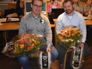 Adrian Oertig, Goldingen, ist neuer Präsident!