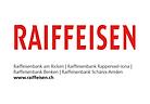 Raiffeisen_RB am Ricken, Benken, Schänis