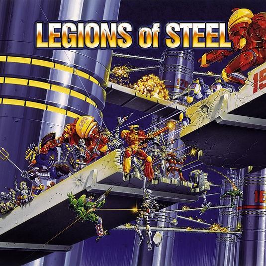 Legions of Steel Tabletop Game