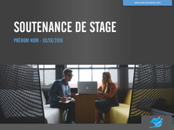 Soutenance de stage Consulting Marke