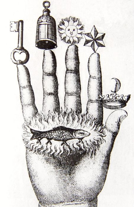 The alchemy of the hands - part 1