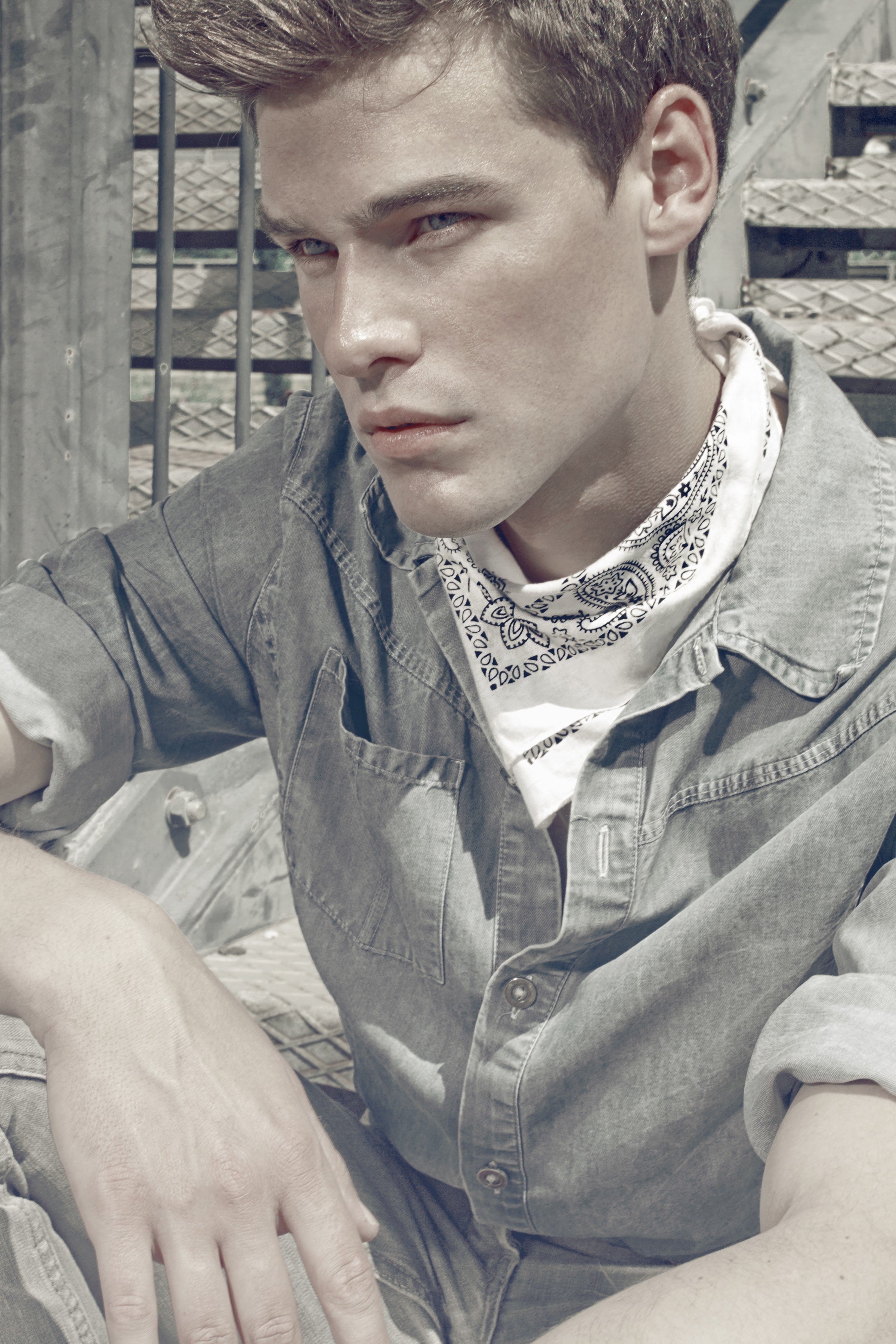 Only The Gentle James Dean Editorial