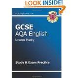 GCSE AQA English Poetry Study