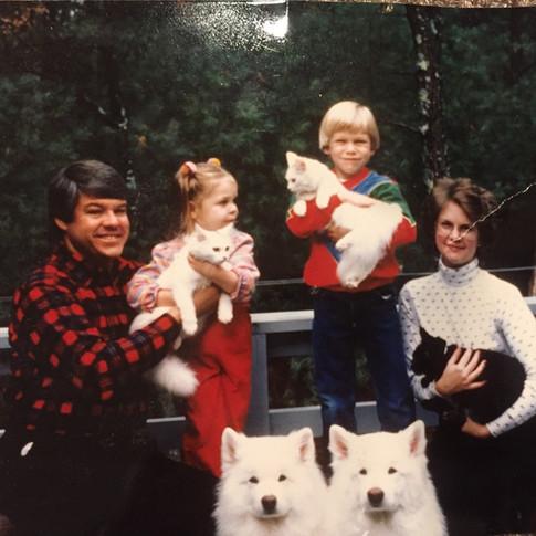 Preschool Family photo