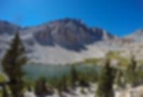 California Mountain Adventures - Red lake and Split mtn