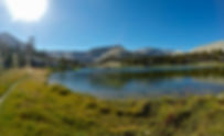 California Mountain Adventures - Mt. Langley from Cottonwood lakes