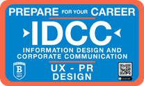 PREPARE FOR YOUR CAREER -  IDCC, Information Design and Corporate Communication