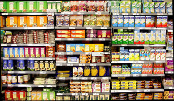Grocery Shopping and User Experience