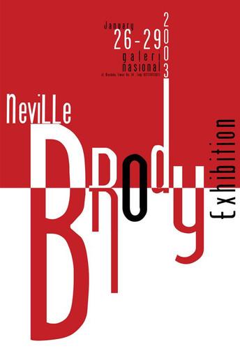 Neville Brody - Graphic & Typographic Designer