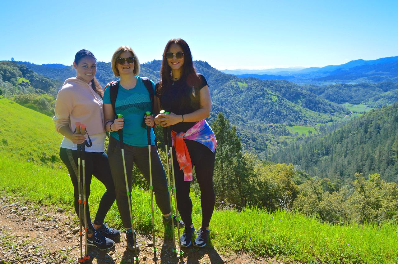 Napa Hike & Wine Tour #4