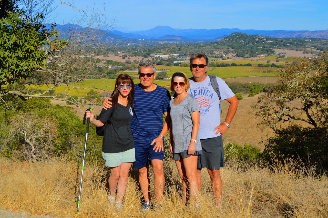 Hike & Wine Tours