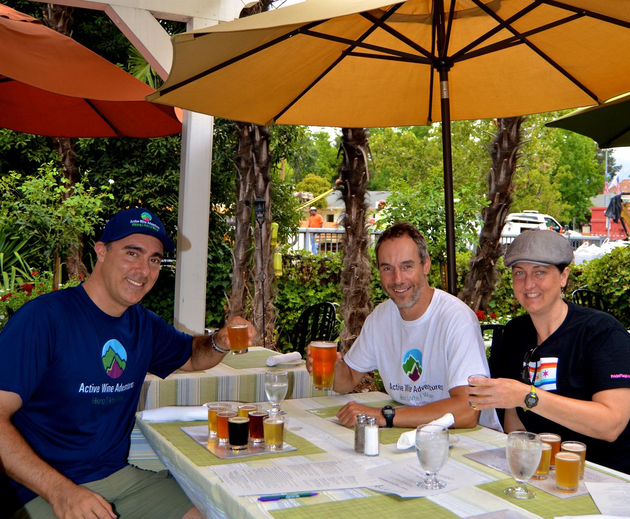 Napa Hike & Beer Tour #3