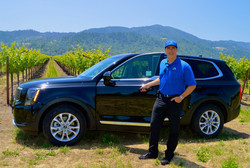 Driver | Guide with New Tour Vehicle