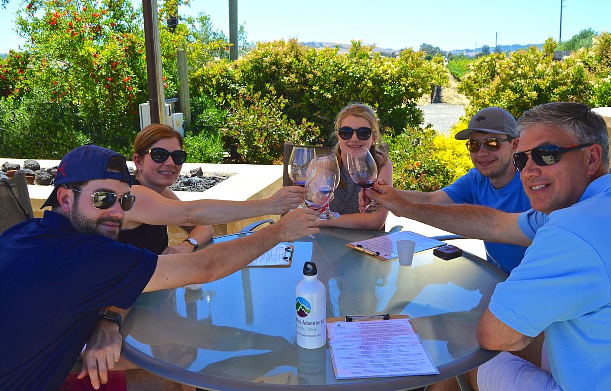 Sonoma Hike & Wine Tour #1