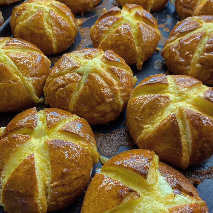 Butter King Kong: Cheese Bread